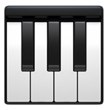 Musical Keyboard (Objects - Musical-Instrument)