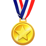 Sports Medal (Activities - Award-Medal)