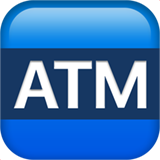 Atm Sign (Symbols - Transport-Sign)