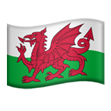 Wales (Flags - Subdivision-Flag)