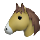 Horse Face (Animals & Nature - Animal-Mammal)
