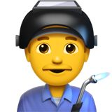 Man Factory Worker (Smileys & People - Person-Role)