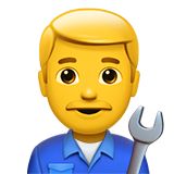 Man Mechanic (Smileys & People - Person-Role)