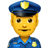 Police Officer (Smileys & People - Person-Role)