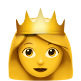 Princess (Smileys & People - Person-Role)