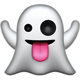 Ghost (Smileys & People - Face-Fantasy)