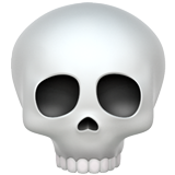 Skull (Smileys & People - Face-Fantasy)
