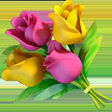 Risultato immagini per emoticon mazzo di fiori