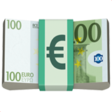Euro Banknote (Objects - Money)