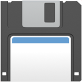 Floppy Disk (Objects - Computer)