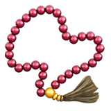 Prayer Beads (Smileys & People - Clothing)
