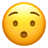 Hushed Face (Smileys & People - Face-Neutral)