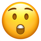 Astonished Face (Smileys & People - Face-Neutral)
