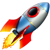 Rocket (Travel & Places - Transport-Air)