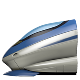High-Speed Train (Travel & Places - Transport-Ground)
