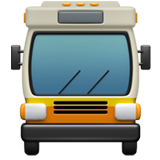 Oncoming Bus (Travel & Places - Transport-Ground)