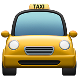Oncoming Taxi (Travel & Places - Transport-Ground)