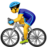 Person Biking (Smileys & People - Person-Sport)