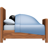 Person In Bed (Smileys & People - Person-Activity)