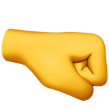 Right-Facing Fist (Smileys & People - Body)