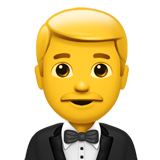 Man In Tuxedo (Smileys & People - Person-Role)