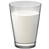 Glass Of Milk (Food & Drink - Drink)