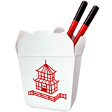 Takeout Box (Food & Drink - Food-Asian)