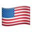 United States Emoji (Apple)