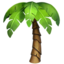 Palm Tree Emoji (Apple)