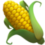 Ear Of Corn Emoji (Apple)