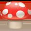 Mushroom Emoji (Apple)