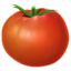 Tomato Emoji (Apple)