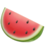 Watermelon Emoji (Apple)