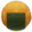Rice Cracker Emoji (Apple)