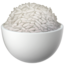 Cooked Rice Emoji (Apple)