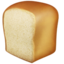 Bread Emoji (Apple)