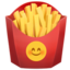 French Fries Emoji (Apple)