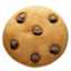 Cookie Emoji (Apple)