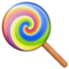 Lollipop Emoji (Apple)