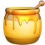 Honey Pot Emoji (Apple)