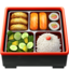 Bento Box Emoji (Apple)