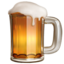 Beer Mug Emoji (Apple)