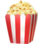 Popcorn Emoji (Apple)