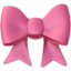 Ribbon Emoji (Apple)