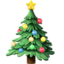 Christmas Tree Emoji (Apple)