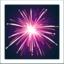 vuurwerk Emoji (Apple)
