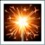 Sparkler Emoji (Apple)