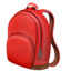 Backpack Emoji (Apple)