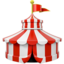 Circus Tent Emoji (Apple)