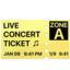 Ticket Emoji (Apple)
